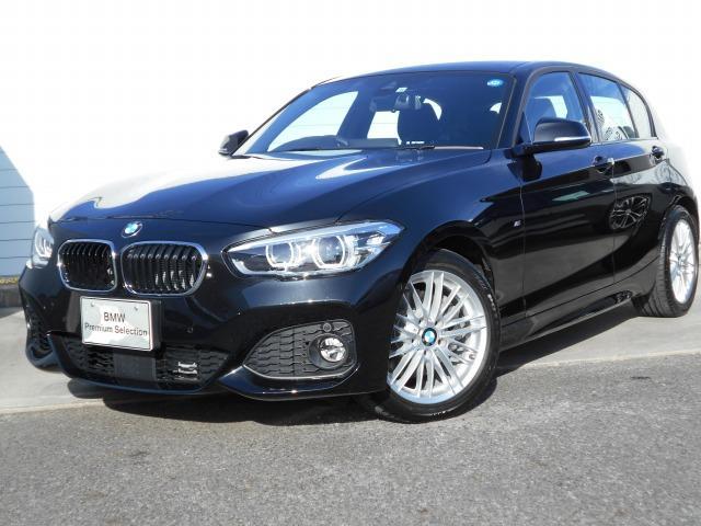 BMW 118i Mスポーツ 2年BPSデモ禁煙認定車