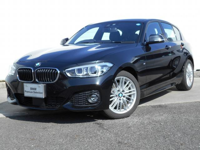 BMW 118d Mスポーツ PサポACCブラックレザー 認定中古車