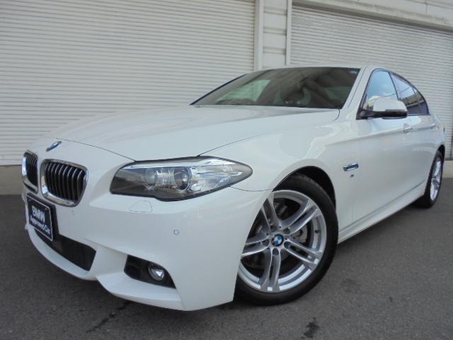 BMW 523d Mスポーツ18AW最終ACC禁煙1オナ認定中古車