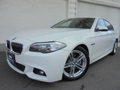 BMW523d Mスポーツ 1年AC1オナ禁煙認定車