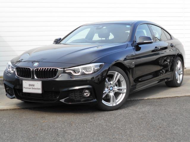 BMW 420iグランクーペ Mスポーツ2年BPSデモ禁煙認定車