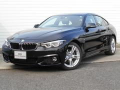 BMW420iグランクーペ Mスポーツ2年BPSデモ禁煙認定車
