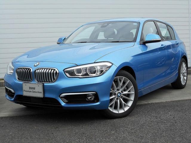 BMW 118i ファッショニスタ 2年BPSデモ禁煙認定車