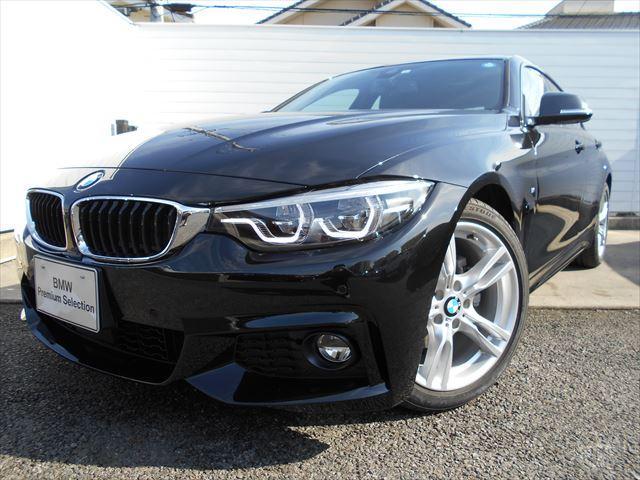 BMW 420iグランクーペ Mスポーツ 2年BPSデモ禁煙認定車
