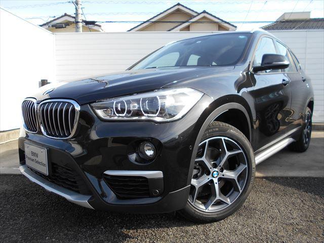 BMW xDrive 18d xライン 2年BPSデモ禁煙認定車