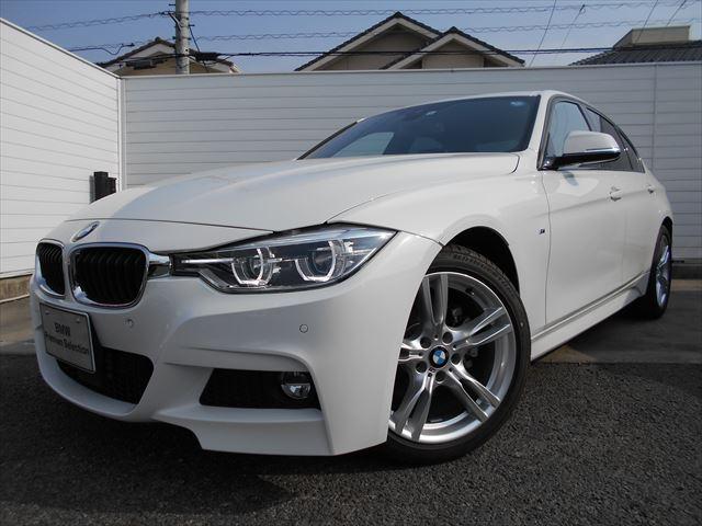 BMW 320d Mスポーツ 2年BPSデモ禁煙認定車