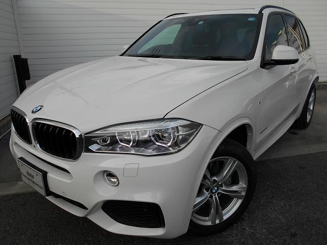 BMW xDrive 35d Mスポーツ 2年BPSデモ禁煙認定車