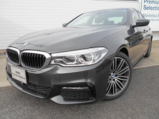 BMW 523dツーリング Mスポーツ 2年BPSデモ認定車