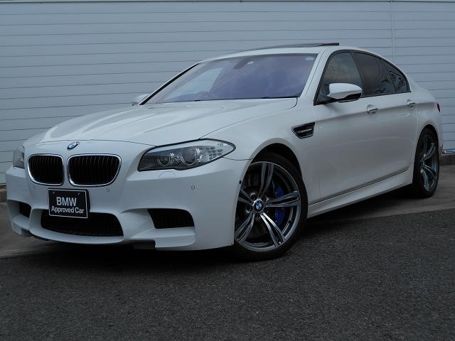 BMW M5 1年AC1オナ禁煙認定車