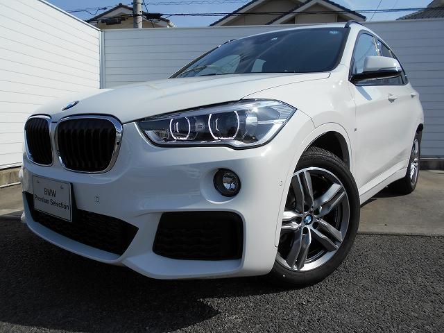 BMW xDrive 18d Mスポーツ2年BPSデモ禁煙認定車