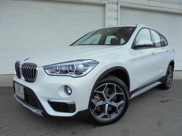 BMW xDrive 20i xライン 2年BPSデモ禁煙認定車