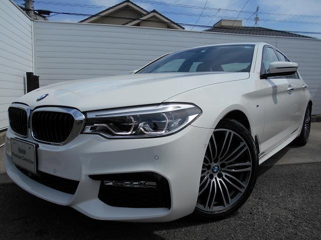 BMW 523d Mスポーツ 2年BPSデモ禁煙認定車