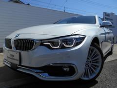 BMW420iグランクーペ ラグジュアリー2年BPSデモ禁煙認定車