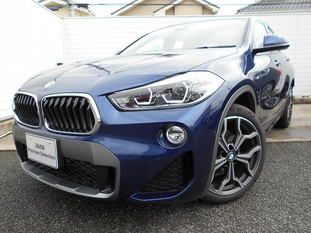 BMW sDrive 18i MスポーツX 2年BPSデモ禁煙認定車