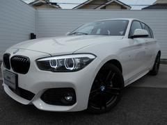 BMW118d Mスポーツ エディションシャドー2年BPS認定車