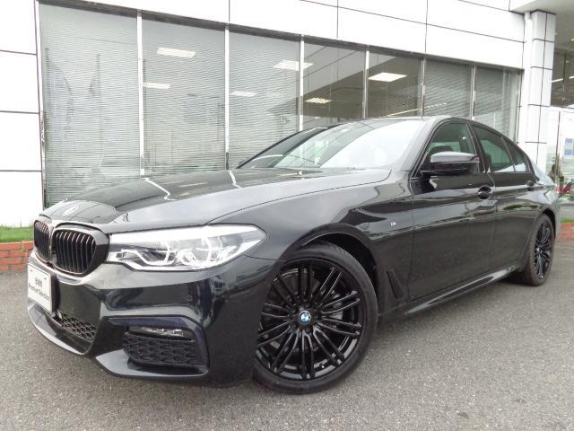 BMW 523d エディション ミッション:インポッシブル認定車