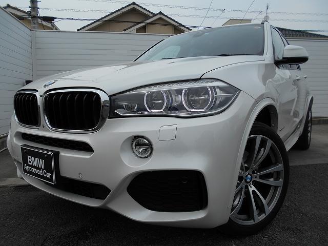 BMW xDrive 35d Mスポーツ 1年AC1オナ禁煙認定車