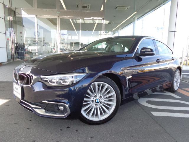 BMW 420iグランクーペ ラグジュアリー2年BPSデモ認定車
