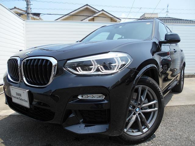 BMW xDrive 20d Mスポーツ 2年BPSデモ禁煙認定車