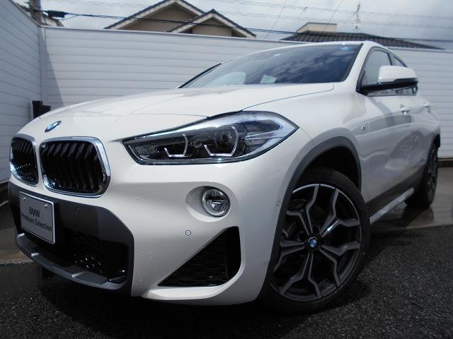 BMW xDrive 20i MスポーツX 2年BPSデモ認定車