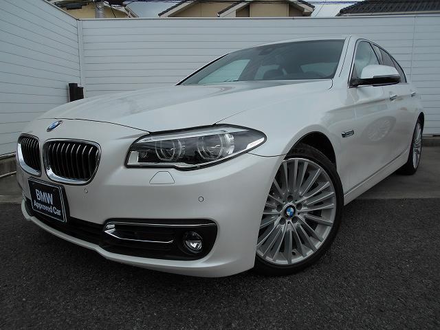BMW 535iラグジュアリー 1年AC1オナ禁煙認定車