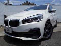 BMW218iアクティブツアラー スポーツ 2年BPSデモ認定車