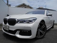 BMW740i Mスポーツ 2年BPSデモ禁煙認定車