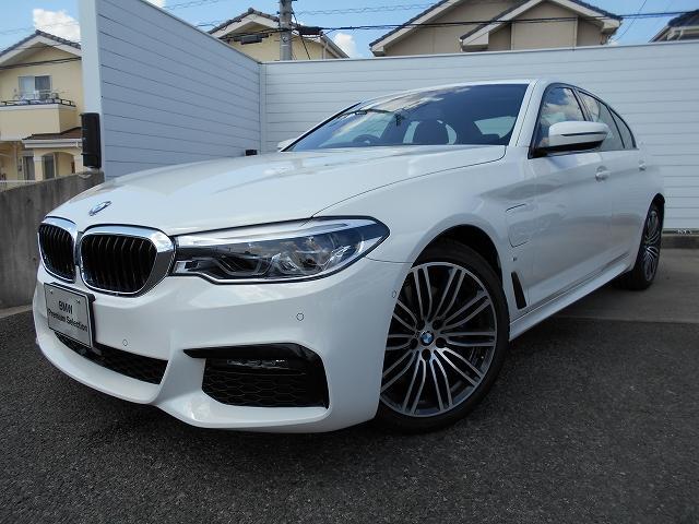 BMW 530e Mスポーツアイパフォーマンス2年BPSデモ認定車