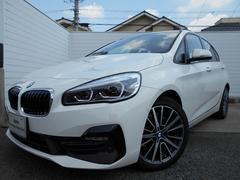 BMW218dアクティブツアラー スポーツ 2年BPSデモ認定車