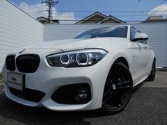 BMW118i Mスポーツ エディションシャドー2年BPS認定車