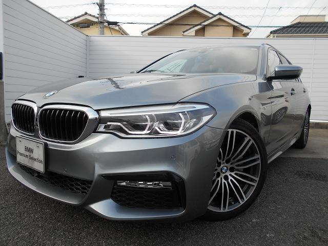 BMW 523dツーリング Mスポーツ ハイラインパッケージ認定車