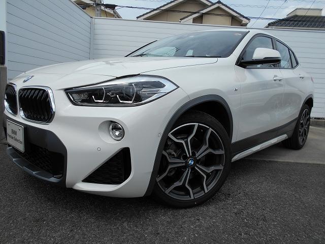 BMW xDrive 18d MスポーツX 2年BPSデモ禁煙認定車