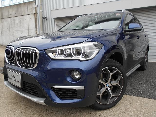 BMW xDrive 18d xライン 2年BPSデモ認定車
