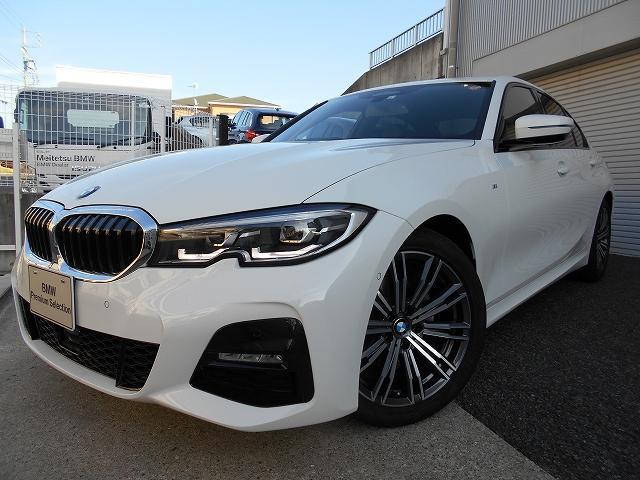 BMW 320i Mスポーツ 2年BPSデモ禁煙認定車