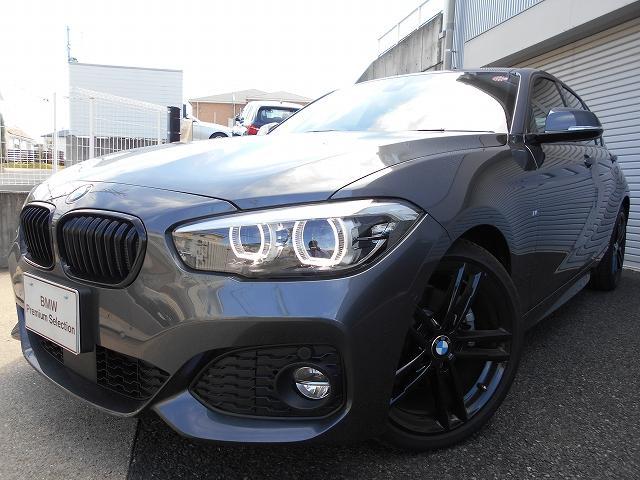 BMW 118i Mスポーツ エディションシャドー2年BPS認定車