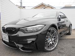 BMW M4M4クーペ コンペティション 2年BPSデモ禁煙認定車