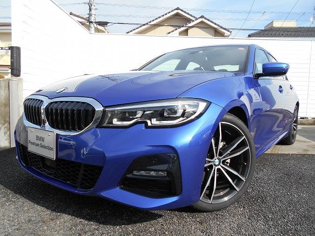BMW 320i Mスポーツハイラインパッケージ2年BPSデモ認定車
