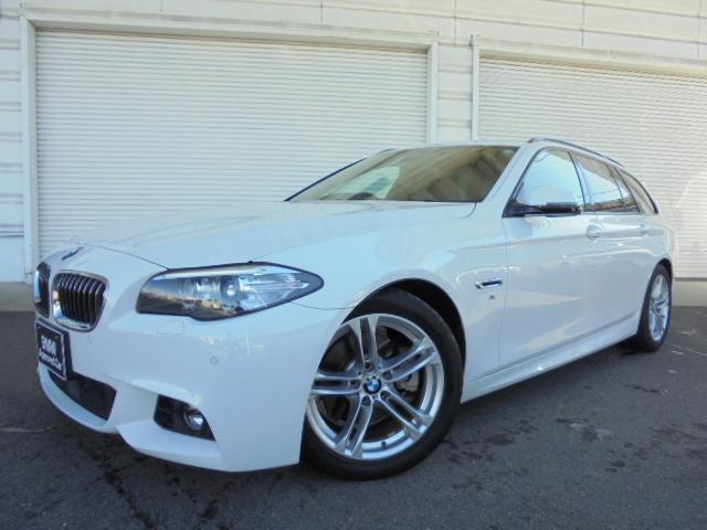 BMW 523dツーリング Mスポーツ 1年AC1オナ禁煙認定車