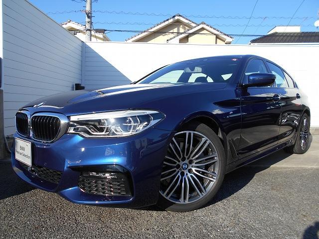 BMW 523d Mスポーツ 2年BPSデモ認定車