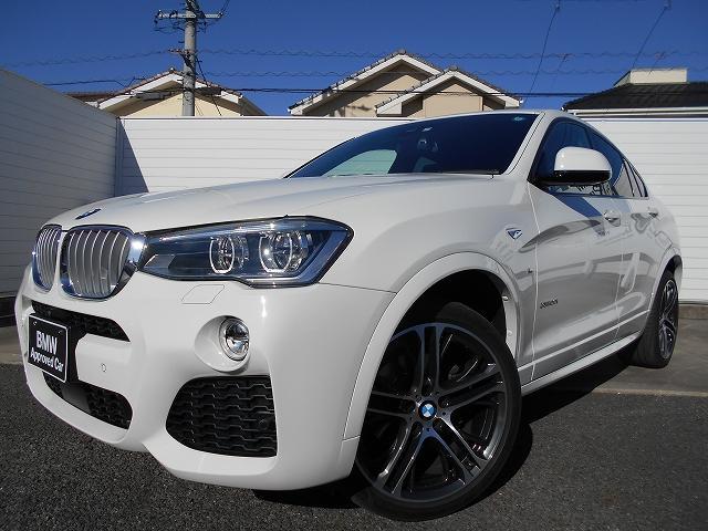 BMW xDrive 28i Mスポーツ 1年AC1オナ禁煙認定車