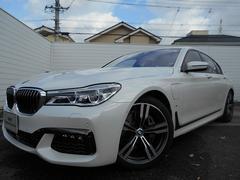 BMW740eアイパフォーマンス Mスポーツ2年BPSデモ認定車