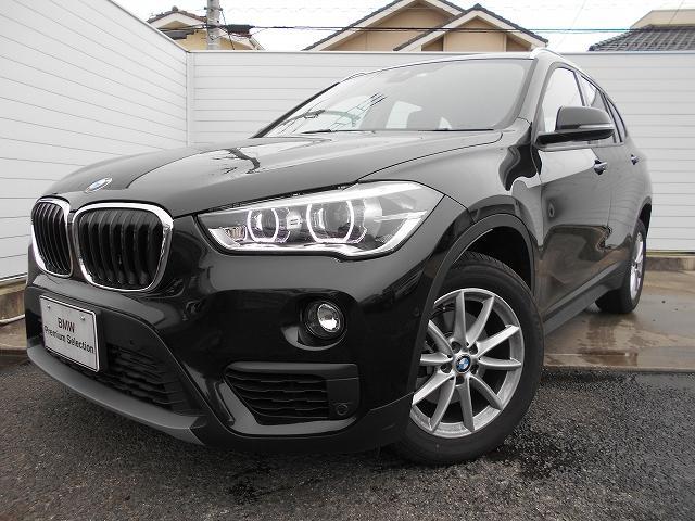 BMW sDrive 18i 2年BPSデモ禁煙認定車