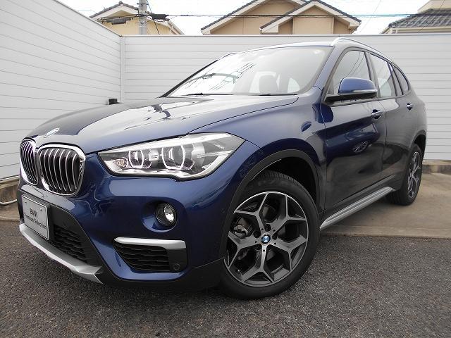 BMW sDrive 18i xライン 2年BPSデモ禁煙認定車