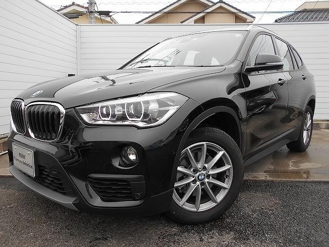 BMW xDrive 18d 2年BPSデモ禁煙認定車