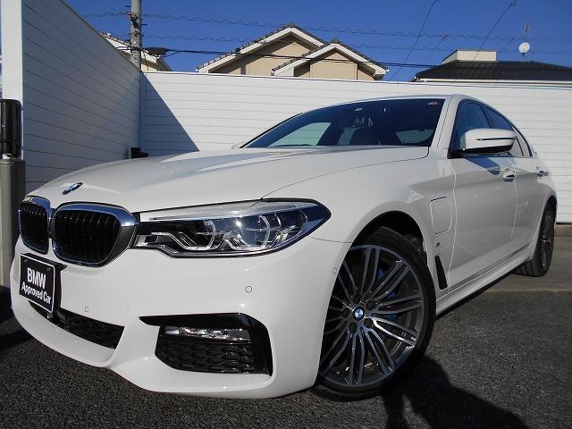 BMW 530e Mスポーツアイパフォーマンス 1年AC1オナ認定車