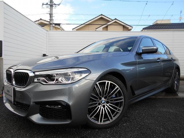 BMW 530i Mスポーツ 2年BPSデモ禁煙認定車