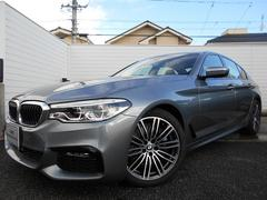 BMW530i Mスポーツ 2年BPSデモ禁煙認定車