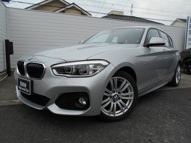 BMW 118i Mスポーツ 1年AC1オナ禁煙認定車