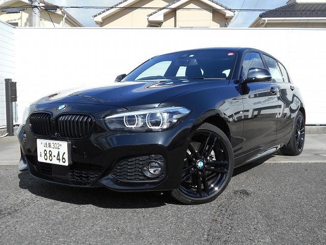 BMW 118d Mスポーツ エディションシャドー2年BPS認定車