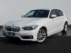 BMW118d スタイル 1年AC1オナ禁煙認定車